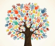 Helping Hands Tree