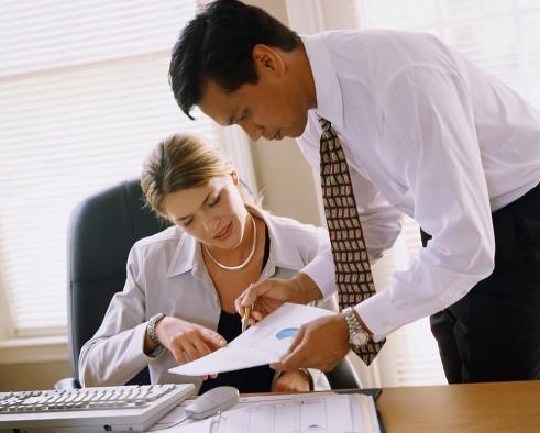 Consultants Working